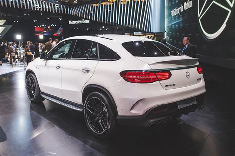 glc coupe wiki 2016 mercedes gle gle coupe and glc makes debut in