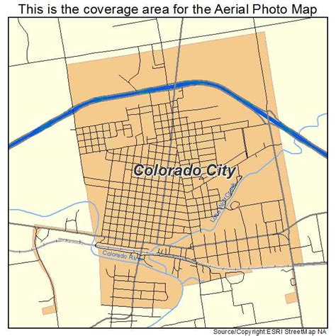 map of colorado and texas aerial photography map of colorado city tx texas