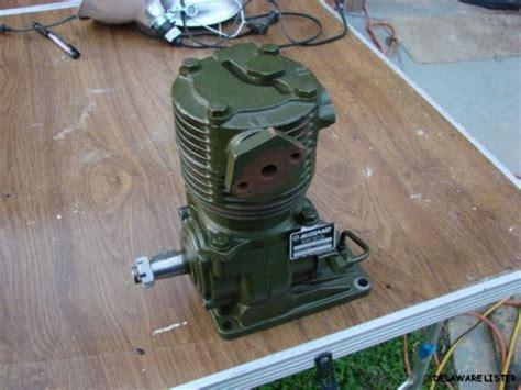 truck m35 brake air compressor m35a2 nos new mib ebay