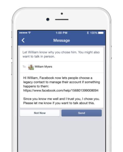 sera capaz facebook de leer los mensajes privados de sus usuarios facebook ya permite heredar tu cuenta cuando mueras