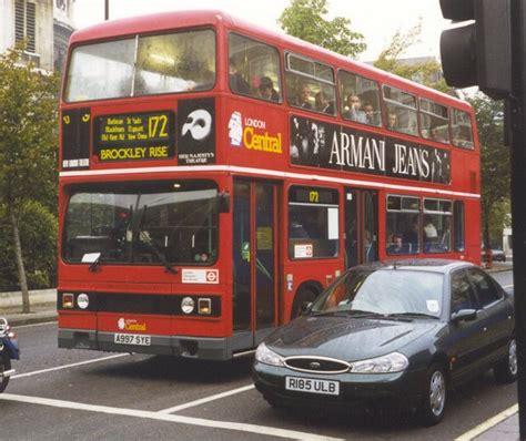 ians bus stop leyland titan