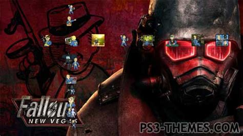 ps4 themes fallout ps3 themes 187 fallout new vegas hd
