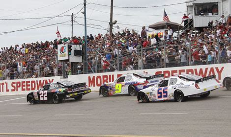 arca mobile arca returns to mobile in 2015 speed sport