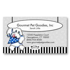 bone card template 1000 images about pet grooming business cards on