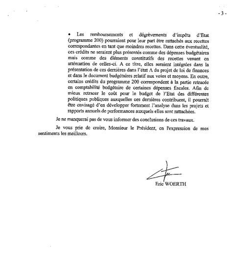 Mod Les De Lettre Adress E Un Ambassadeur lettre reclamation impots modele lettre reclamation impot habitation modele lettre reclamation