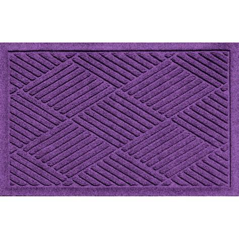 Purple Front Door Mat Front Door Mat Diamonds In Doormats