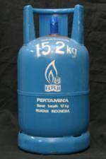 Tabung Dan Isi Blue Gas Kpri Barakat Mandiri Penjualan Tabung Gas Lpg