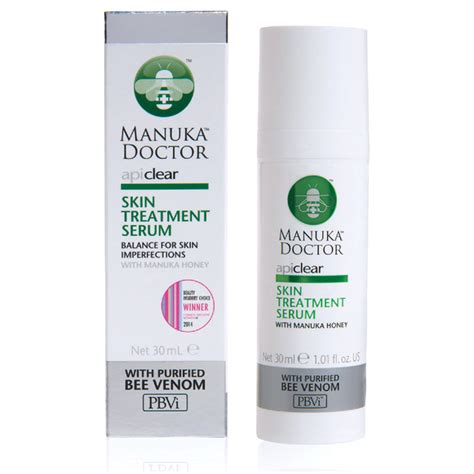 apibeaute gift box bee venom skincare products api health manuka doctor apiclear skin treatment serum 30ml free