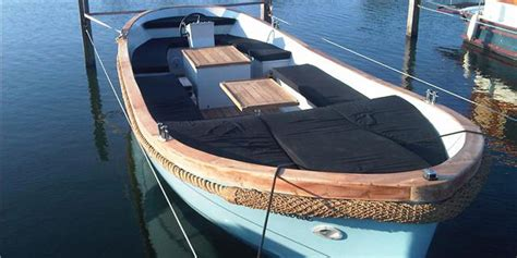 buiskap reddingssloep unieke custom made sloep samenstellen bij watersportreus
