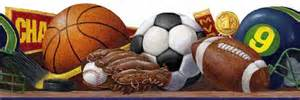 sports border images