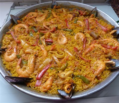 Inma's Paella   Spanish Food World
