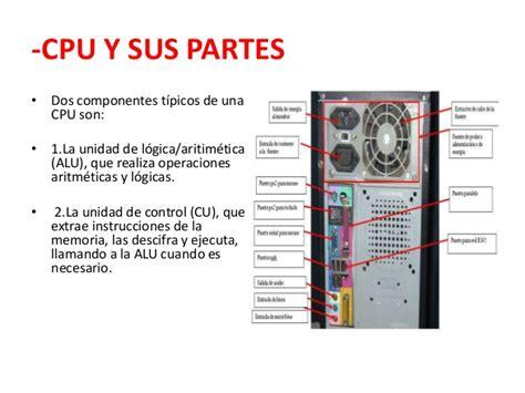 capacitor y sus partes computacion