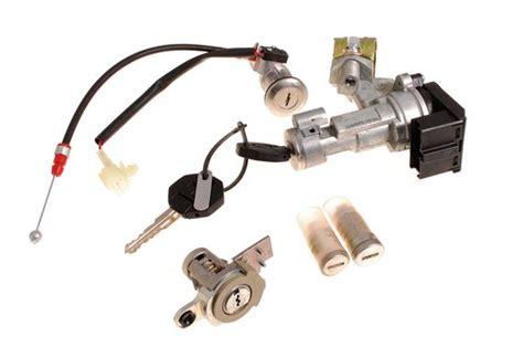 Central Lock Set car lock set with central locking rhd cwb001220mmm