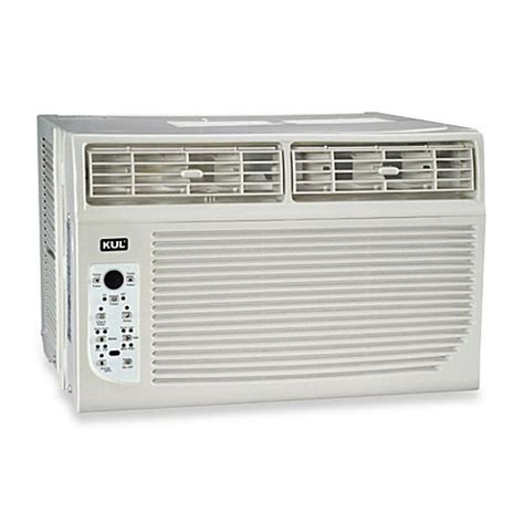 bed bath and beyond air conditioner buy kul 174 8 000 btu window air conditioner from bed bath