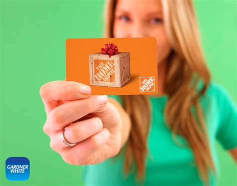 Home Depot Gift Card For Sale - get a free gift card from the home depot at gardner white gardner white blog