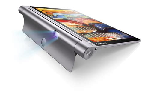 Tablet Projector Lenovo Announces New Tablets With Built In Projector Phab Smartphones Greenbot
