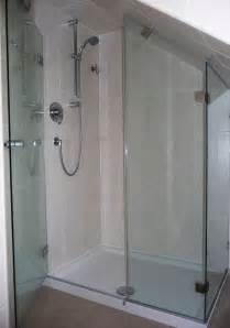 frameless glass shower doors and enclosures