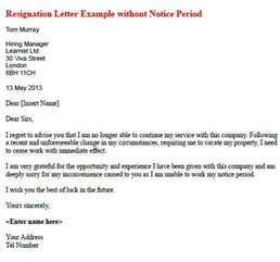 Sle Resignation Letters With Notice Period by Sle Resignation Letter 2 Weeks Notice New Calendar Template Site