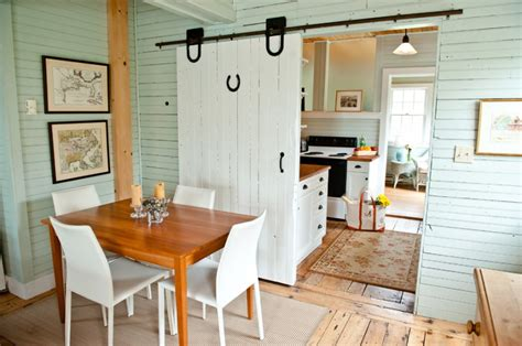 Barn Door In Kitchen Time For A Barn Door Kitchen Bath Design Studio The Cabinetry Massachusetts