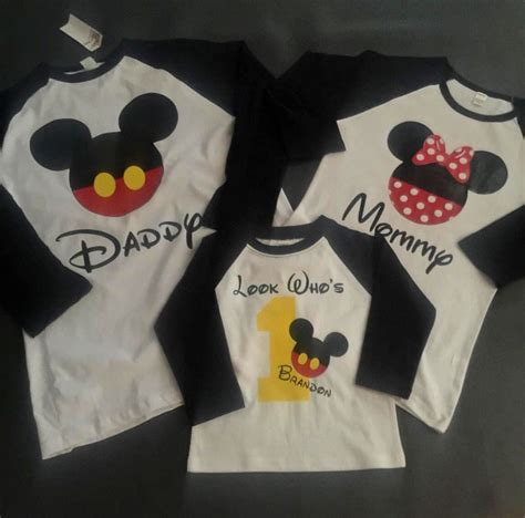 Mickey Mouse Shirt mickey mouse family shirts mickey mouse themed