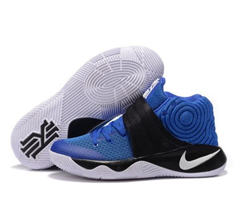 Nike Kyrie Irving 2 White Blue nike kyrie irving 2 blue black white sale
