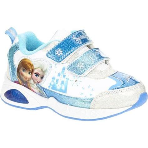 disney store frozen elsa light up shoes disney frozen elsa anna athletic tennis shoes with light