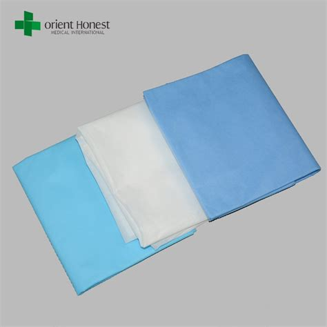 breathable sheets chinese best manufacturers for disposable bed sheet with
