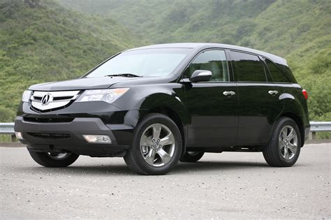 2008 Acura Mdx Dimensions 2008 Acura Mdx Ii Pictures Information And Specs Auto