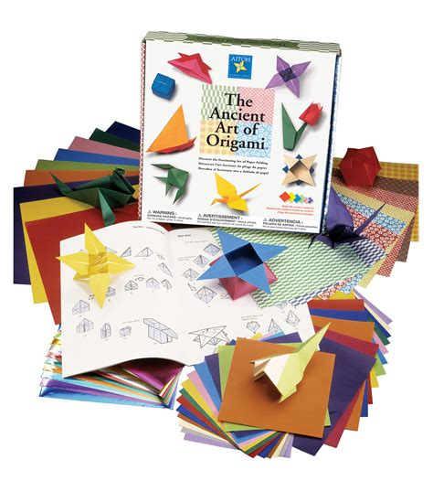 Origami Kit - aitoh origami kit jo