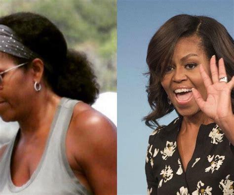 michelle obama cheveux naturel quand michelle obama enflamme la toile avec ses cheveux