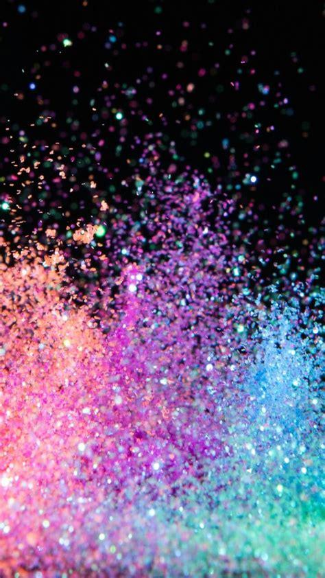 glitter wallpaper ideas  pinterest blue