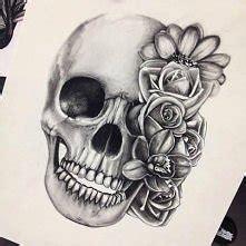 a few new skulls by theskullguy on deviantart rysunki oł 243 wkiem są przepiękne na rysunki zszywka pl