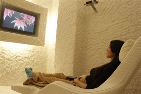 Salt Room Nyc by Halo Air Salt Rooms New York Ny Spa Week