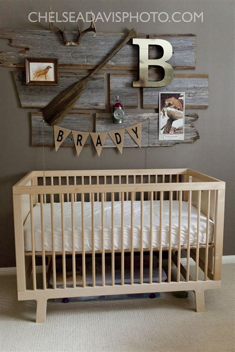 Outdoor Themed Crib Bedding by Nursery On Nursery Themes