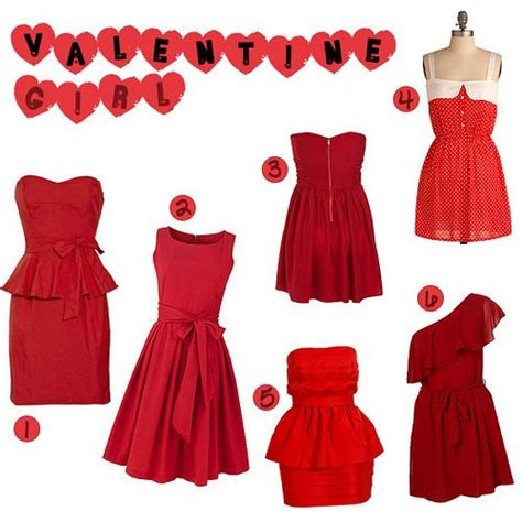Dressing For Valentines Day by Dresses My Style Pinboard