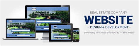 constellation web solutions real estate website design