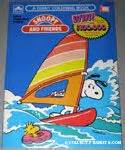 where s woodstock peanuts golden book peanuts golden coloring activity books collectpeanuts