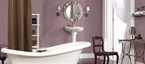 plum colored bathrooms tips for your bathroom sherwin williams 174 let us help