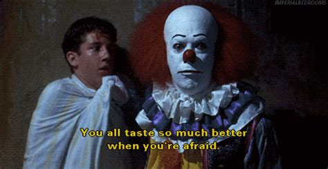 ghost film phrases pennywise quotes stephen king quotesgram