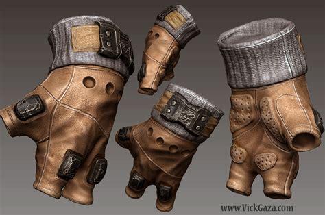 zbrush glove polypaint by vickgaza on deviantart