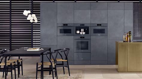 Miele Kitchen Design media kit the invisible kitchen