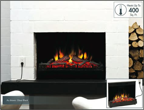 mfi2500 muskoka masonry realistic wood burning flame