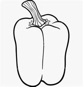 Kindergarten Worksheets Vegetables Coloring sketch template