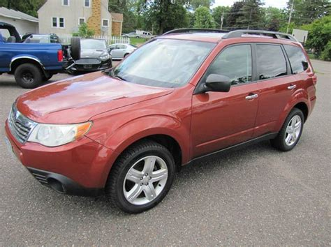 Subaru Orange by Orange Subaru Forester For Sale Used Cars On Buysellsearch
