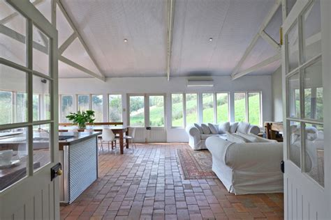 My Houzz: 140 year old mud brick home   Farmhouse   Living