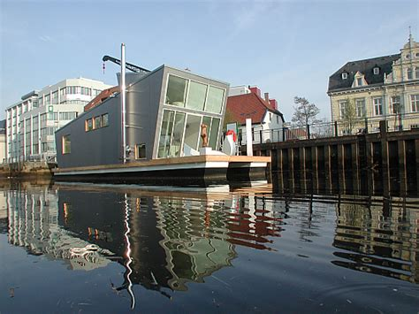 boat a home modern house boat with rooftop garden