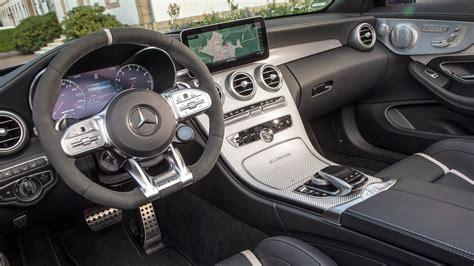 Mercedes C 2019 Interior by Gallery 2019 Mercedes Amg C 63 S Range Autodevot