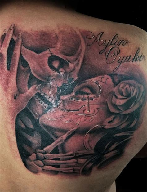 muertos tattoo designs best dia delos muertos tattoos images styles ideas