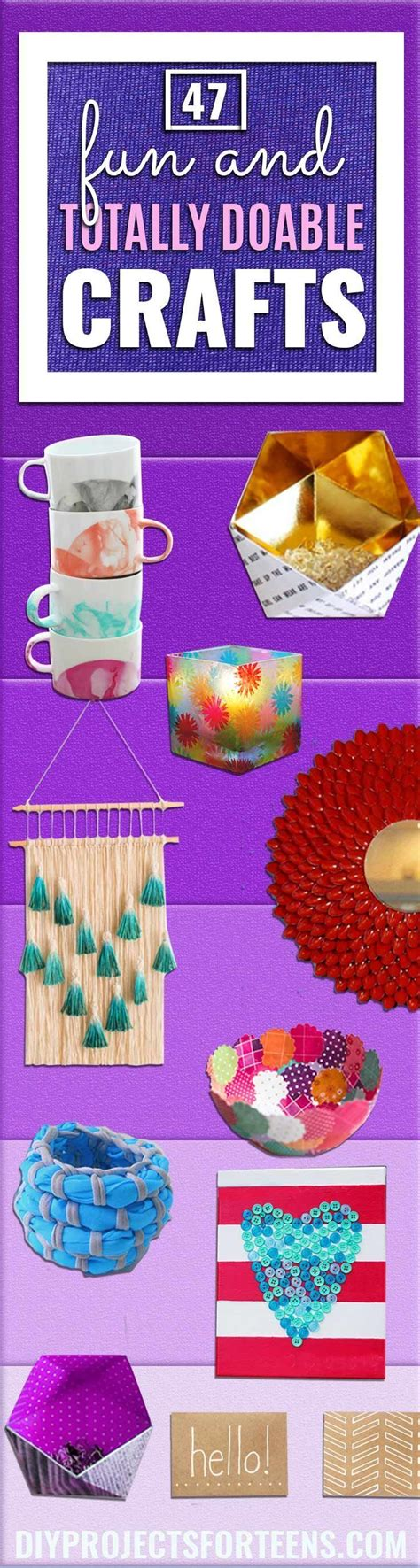 cool craft projects 1000 ideas about do it yourself crafts on