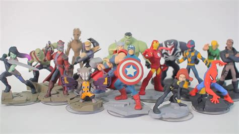 all marvel infinity characters disney infinity marvel heroes 2 0 edition